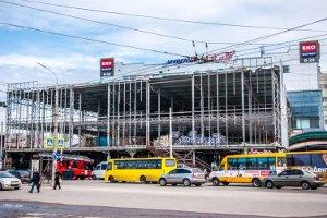 Сумские спасатели требуют частично остановить работу универмага «Киев»