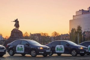 Сервис такси Bolt запустился в Сумах