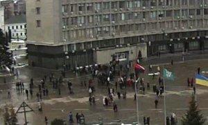 Сумчане митинговали против повышения тарифов