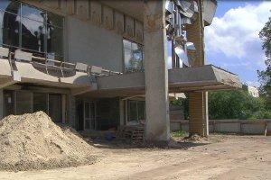 В городе Сумы восстанавливают «Романтику»