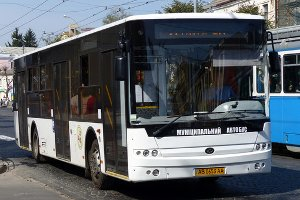 В городе Сумы запустили новый автобусный маршрут №67