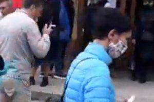 В «желтой» Шостке жители протестуют против дистанционного обучения