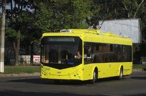 В следующем году сумская власть планирует закупить 24 троллейбуса