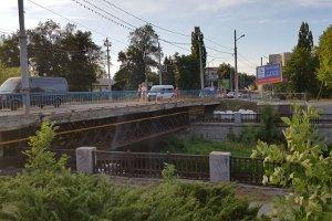 В Сумах до октября перекроют мост в центре города