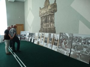 В Сумах конкурсная комиссия определялась с идеей памятника героям Майдана