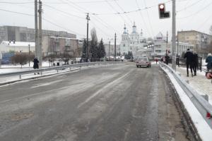 В Сумах открыли отремонтированный мост на улице Горького