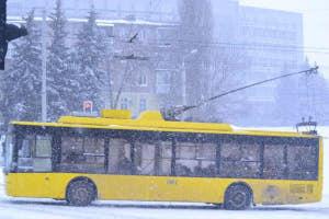 В Сумах появился новый троллейбусный маршрут
