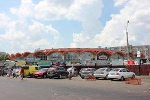 Что будет на месте демонтированных палаток на Центральном рынке Сум?