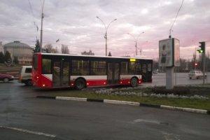 В Сумах закрыли автобусный маршрут №65 «Героев Крут — Автовокзал»