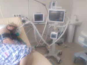 В сумской городской больнице №5 за 3 дня закончились все места для COVID-пациентов