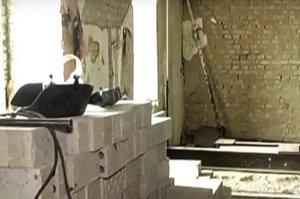 Восстановление дома №24 по ул. Металлургов – на финишной прямой