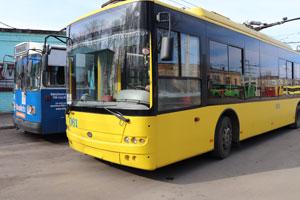 Александр Лысенко пообещал восстановить движение общественного транспорта с 22 мая