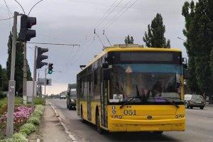 Завтра в Сумах заработает новый троллейбусный маршрут «Прокофьева – Химпром»