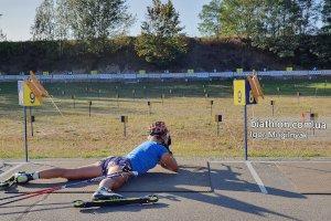Сумские биатлонисты завоевывают медали на летнем чемпионате Украины