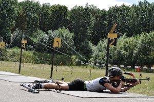 На Сумщине состоялись областные соревнования по летнему биатлону