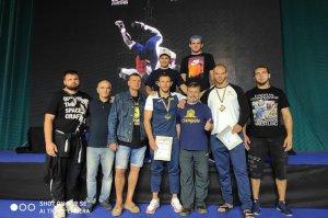 Сумчанин одержал победу на чемпионате Украины по вольной борьбе