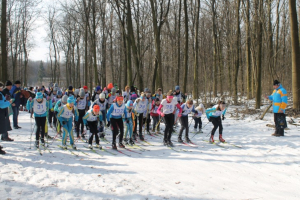 В урочище Токари пройдут соревнования по лыжным гонкам