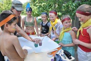 игры для пришкольного лагеря на знакомство