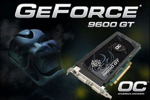 NVidia GeForce 9600 GT