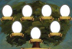 Конкурс деревьев-родословных