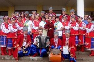 «Колорит» из Сумщины стал лучшим среди 90 певческих коллективов Украины
