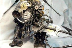 Сумчанин творит невероятные шедевры из металлолома