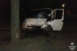 Патрульные нашли в попавшем в ДТП автомобиле пакетики с порошком