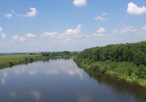 В Сумах в районе Басов утонул рыбак