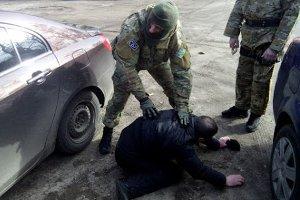 На Сумщине СБУ задержала на взятке военнослужащих Нацгвардии