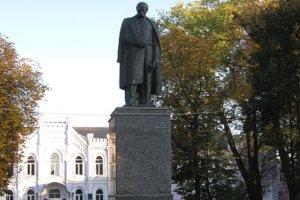 Реконструкция сквера Т.Г. Шевченко ко Дню города