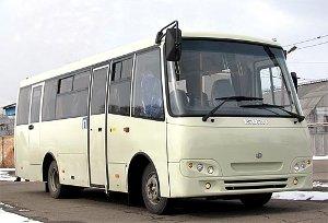 Сумские депутаты проголосовали за покупку маленьких автобусов