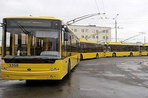 Тендер на закупку троллейбусов для Сум провален