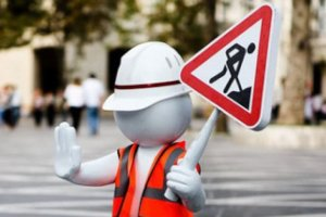 12 мая в центре Сум будет действовать ограничение движение транспорта
