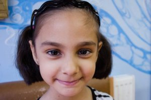 6-летней девочке из Сум,  которая перенесла 7 курсов химиотерапии,  необходима помощь