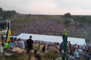 «Квартал-фест» в Подопригорах собрал 50 000 зрителей
