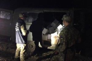 На Сумщине пограничники сорвали 2 попытки перемещения через границу товаров из РФ