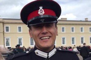 Сумчанин стал лучшим иностранным выпускником британской Королевской военной академии