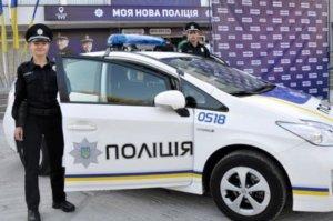 В праздничные выходные патрульная полиция Сумщины получила 450 вызовов