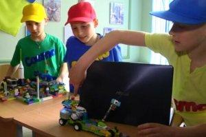 В Сумах состоялся фестиваль Lego