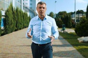 Юрий Чмырь: «Я возвращаюсь,  чтобы сделать Сумы европейским городом!»