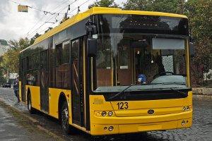 С 1 января 2017 года проезд в сумских троллейбусах — по 1,75 грн