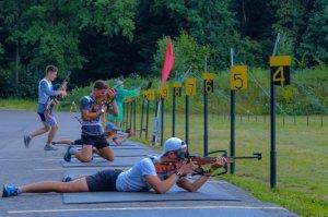На Сумщине стартовал сезон соревнований по летнему биатлону