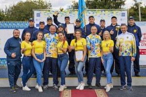 СумГУ — чемпион и обладатель кубков первенства Всеукраинских Универсиад — 2019