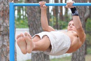 В Сумах откроется площадка для занятий Street Workout