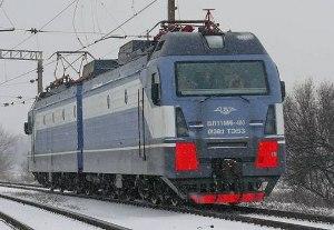Украинская ЖД пополнится новыми электровозами количеством 110 единиц на протяжении 2012-2016 годов, сообщает...
