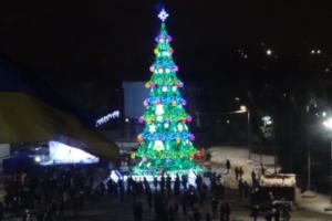 В Сумах не будет торжеств по случаю открытия главной елки