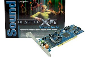 Creative X-Fi Xtreme Audio
