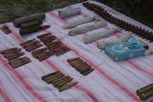 Сумская пенсионерка нашла более 350 единиц боеприпасов