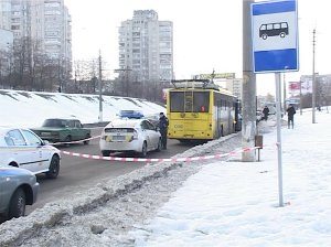 В суде слушали очевидца прошлогодней аварии с троллейбусом