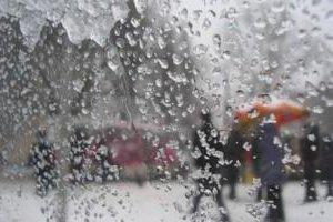 На Сумщину идет циклон: ожидается мокрый снег, гололедица